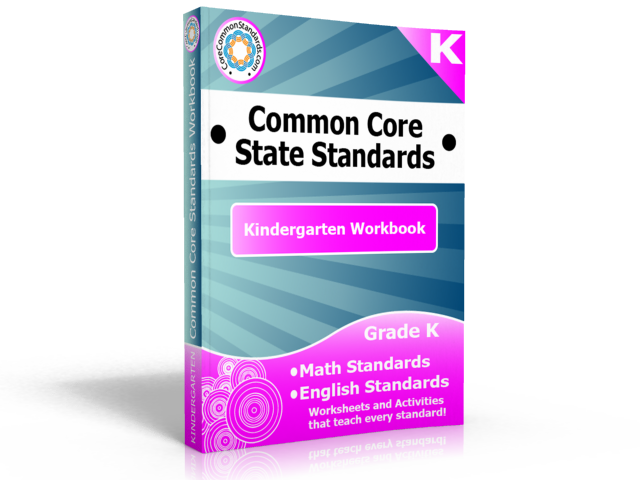Printables Common Core Standards Worksheets common core workbooks and assessments kindergarten workbook