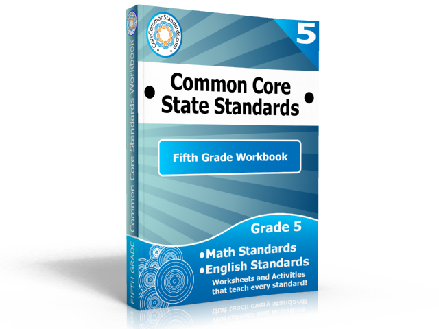 Fifth Grade Common Core Workbook Download