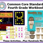 Fourth Grade Common Core Activities