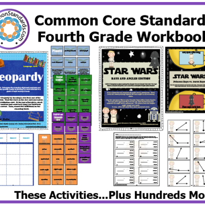 fourth grade common core workbook download. Black Bedroom Furniture Sets. Home Design Ideas