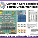 Fourth Grade Common Core Activities