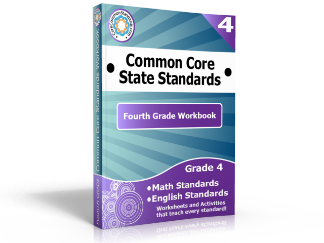 Fourth Grade Common Core Workbook Download
