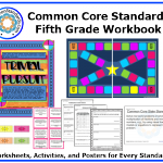 Fifth Grade Common Core Activities