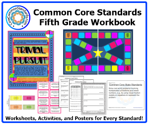 fifth grade common core activities 3 300x250 Common Core Lessons
