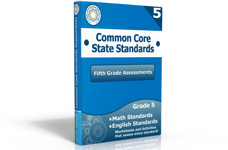 Fifth Grade Common Core Assessments