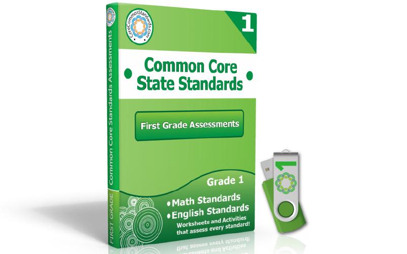 First Grade Math Standards Common Core Standards Common Core