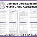 Fourth Grade Common Core Assessments