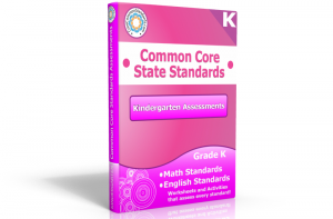 kindergarten common core assessment workbook 300x197 Kindergarten Common Core Assessments