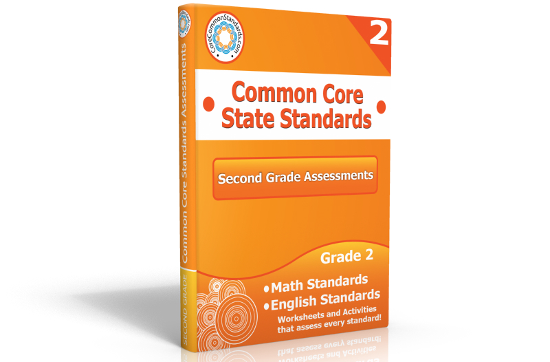 Second Grade Common Core Assessment Workbook Download