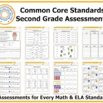 Second Grade Common Core Assessments