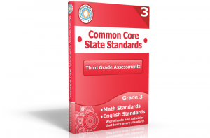 third grade common core assessment workbook 300x197 Third Grade Common Core Assessments